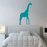 Giraffe Wall Decal Sticker Vinyl Art 1