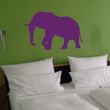 Elephant Wall Decal Sticker Vinyl Art 3