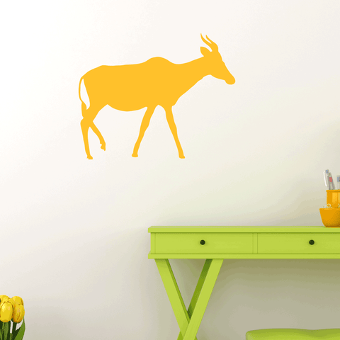 Antelope Wall Decal Sticker Vinyl Art 4