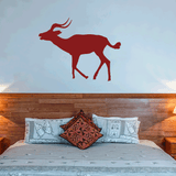 Impala Wall Decal Sticker Vinyl Art 5