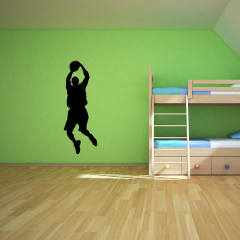 Basketball Wall Decal Sticker 1