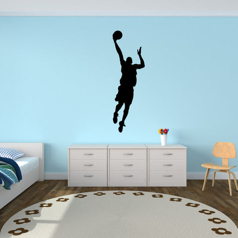 Basketball Wall Decal Sticker 2