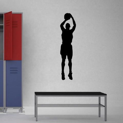 Basketball Wall Decal Sticker 3