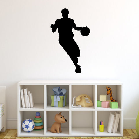 Basketball Wall Decal Sticker 4