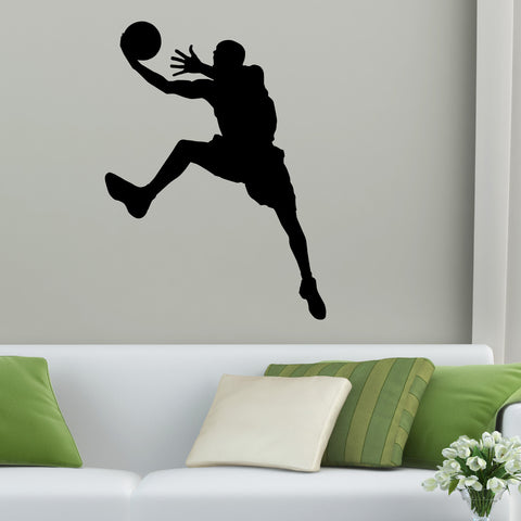 Basketball Wall Decal Sticker 5