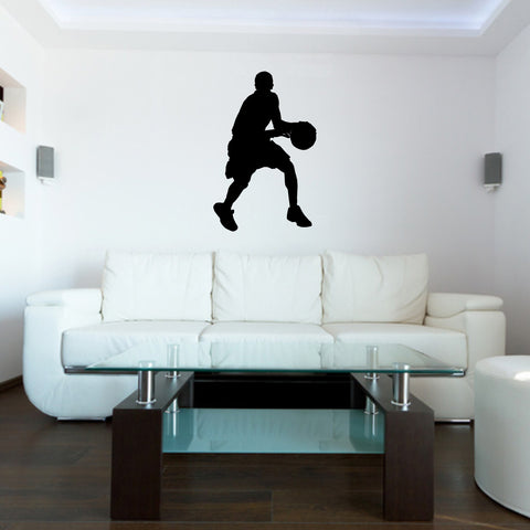 Basketball Wall Decal Sticker 10