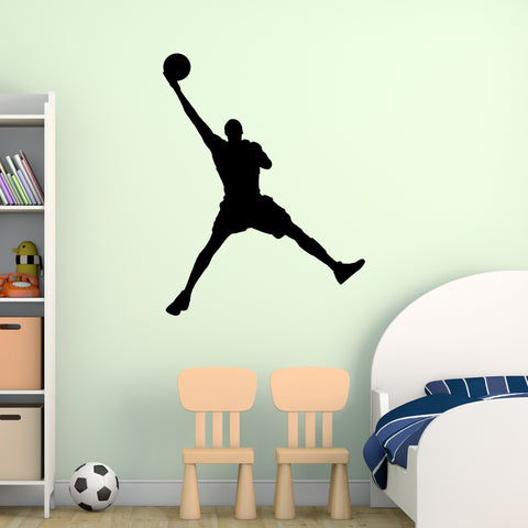 Basketball Wall Decal Sticker 17