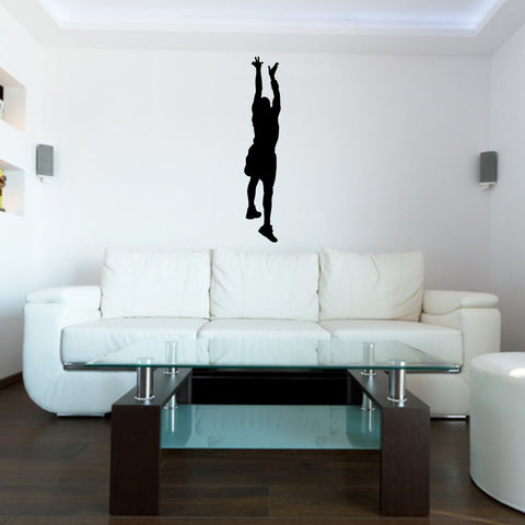 Basketball Wall Decal Sticker 20