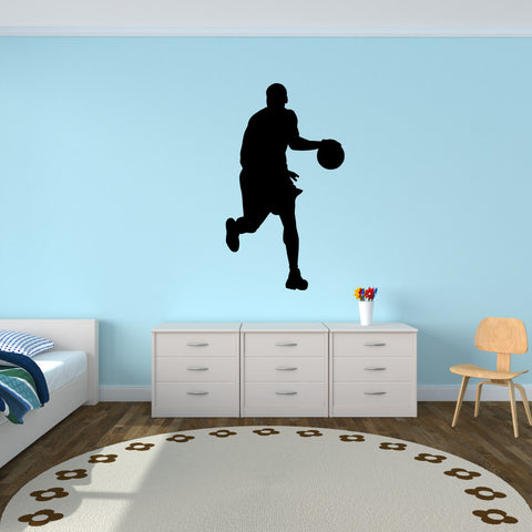 Basketball Wall Decal Sticker 22