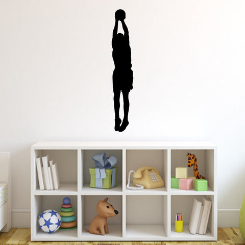 Basketball Wall Decal Sticker 24