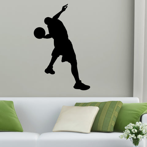 Basketball Wall Decal Sticker 25
