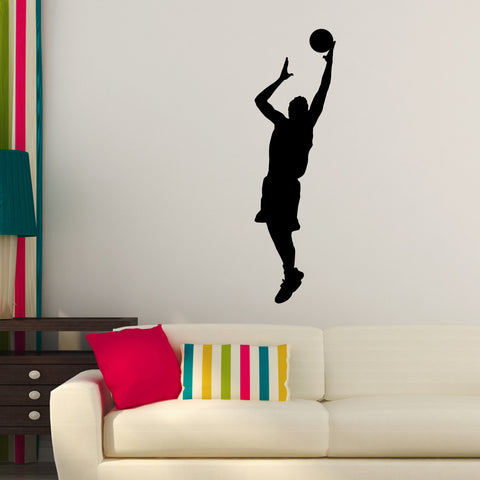 Basketball Wall Decal Sticker 26