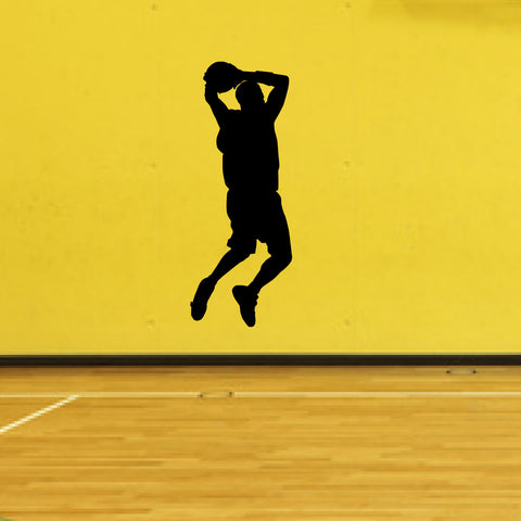 Basketball Wall Decal Sticker 29