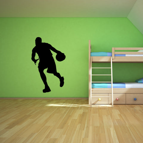 Basketball Wall Decal Sticker 31