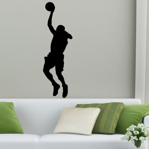 Basketball Wall Decal Sticker 35