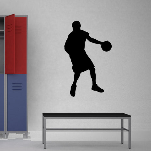 Basketball Wall Decal Sticker 43