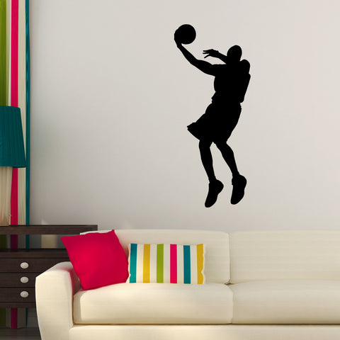 Basketball Wall Decal Sticker 46