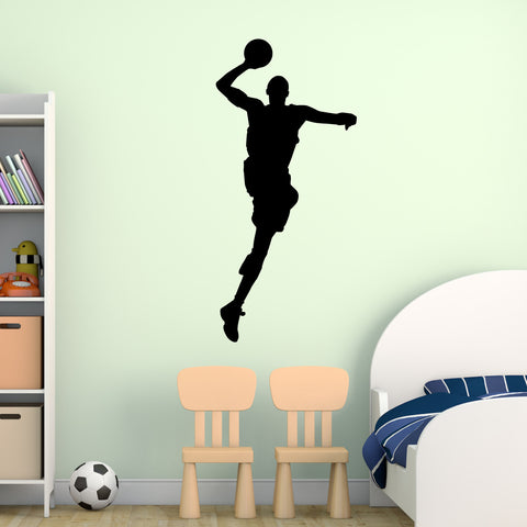 Basketball Wall Decal Sticker 47