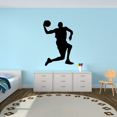 Basketball Wall Decal Sticker 52