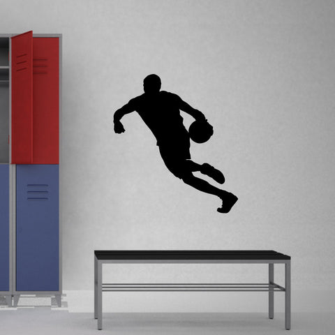 Basketball Wall Decal Sticker 53