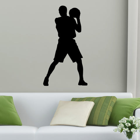 Basketball Wall Decal Sticker 55