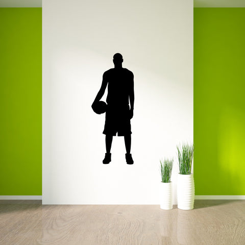 Basketball Wall Decal Sticker 58