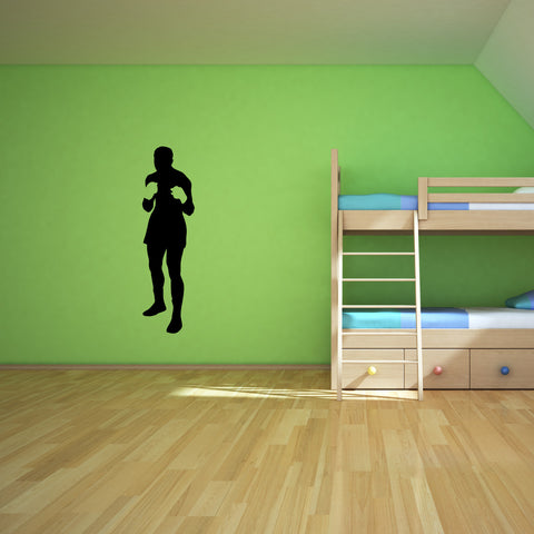 Boxing Boxer Wall Decal Sticker 4