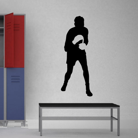 Boxing Boxer Wall Decal Sticker 5