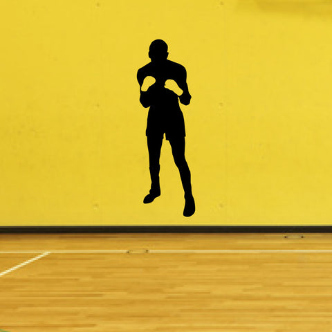 Boxing Boxer Wall Decal Sticker 6