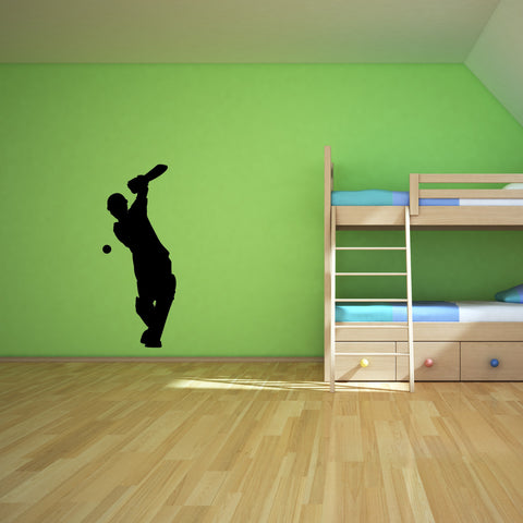 Cricket Wall Decal Sticker 1