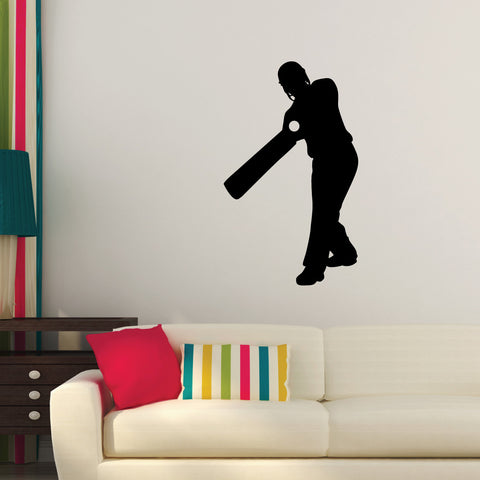 Cricket Wall Decal Sticker 2