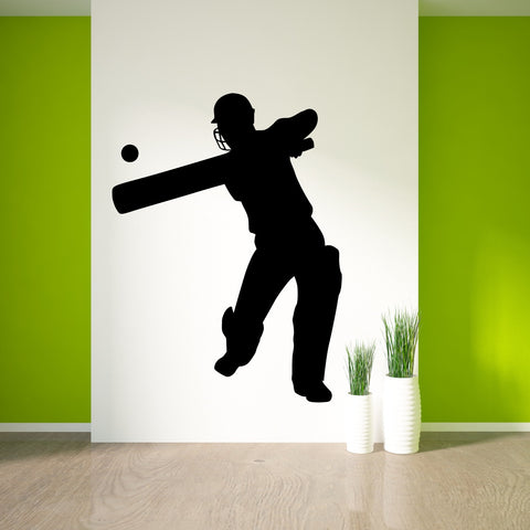 Cricket Wall Decal Sticker 3