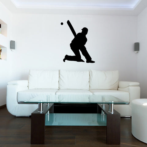 Cricket Wall Decal Sticker 4