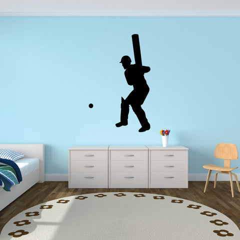 Cricket Wall Decal Sticker 5