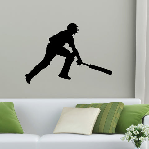 Cricket Wall Decal Sticker 7