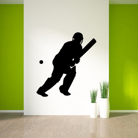 Cricket Wall Decal Sticker 8