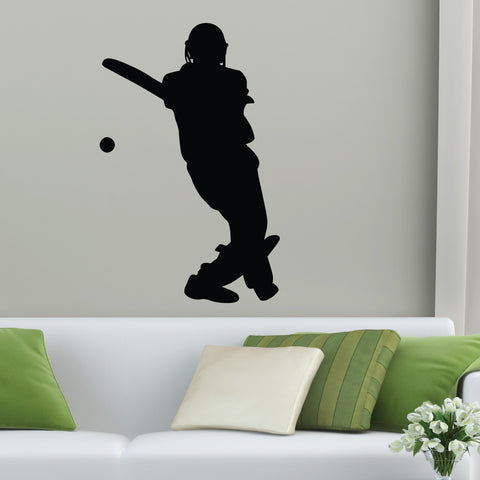 Cricket Wall Decal Sticker 10