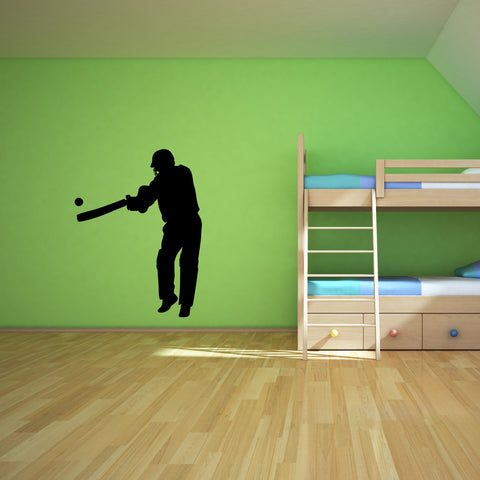 Cricket Wall Decal Sticker 11