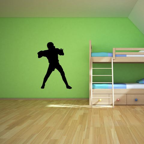 Football Wall Decal Sticker 1