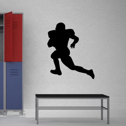 Football Wall Decal Sticker 3