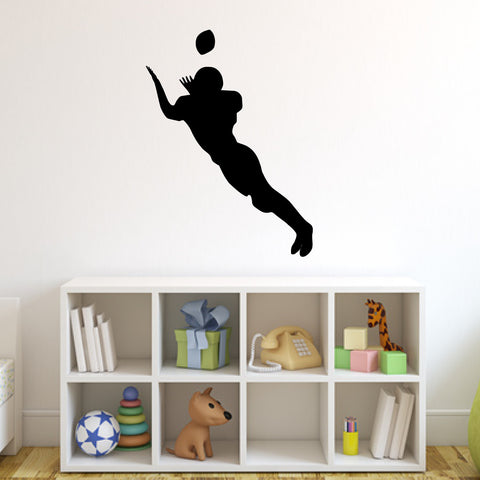 Football Wall Decal Sticker 4