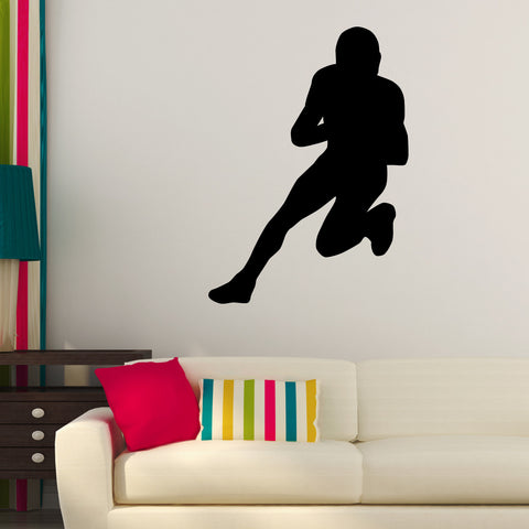Football Wall Decal Sticker 6