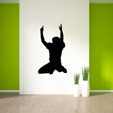 Football Wall Decal Sticker 8