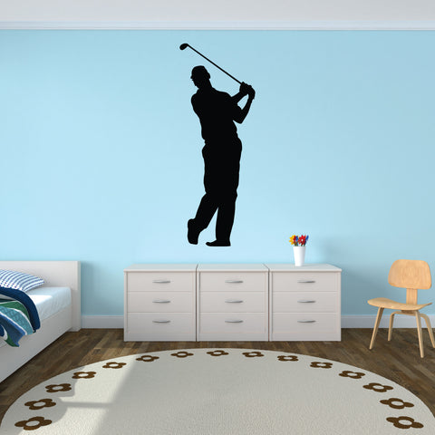 Golf Wall Decal Sticker 1