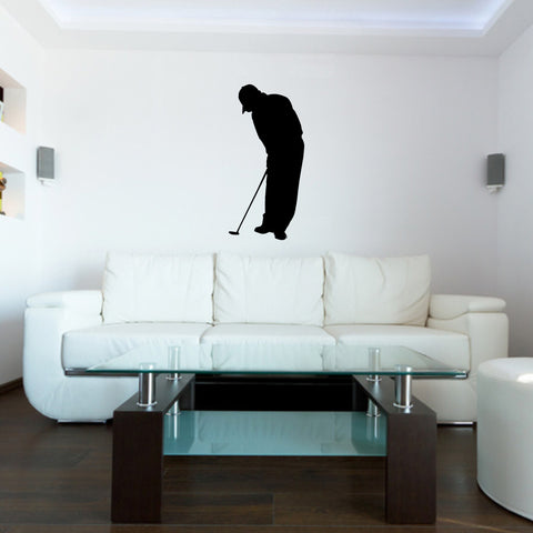 Golf Wall Decal Sticker 3