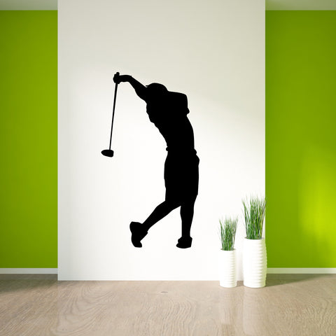 Golf Wall Decal Sticker 4