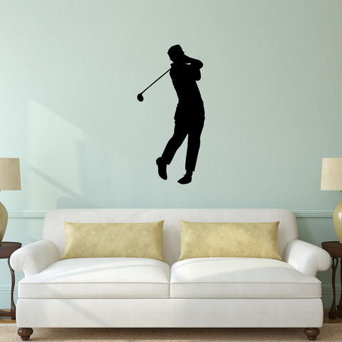 Golf Wall Decal Sticker 8