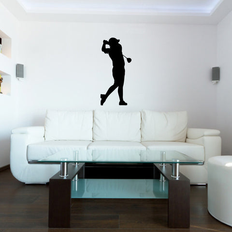 Golf Wall Decal Sticker 9