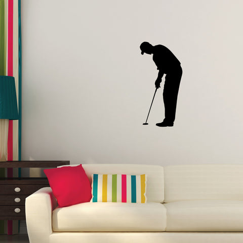 Golf Wall Decal Sticker 10