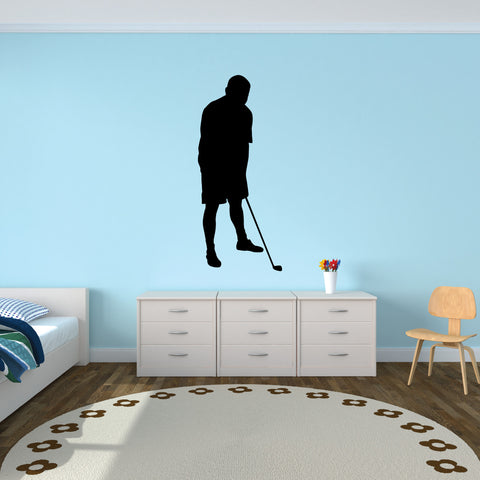 Golf Wall Decal Sticker 11
